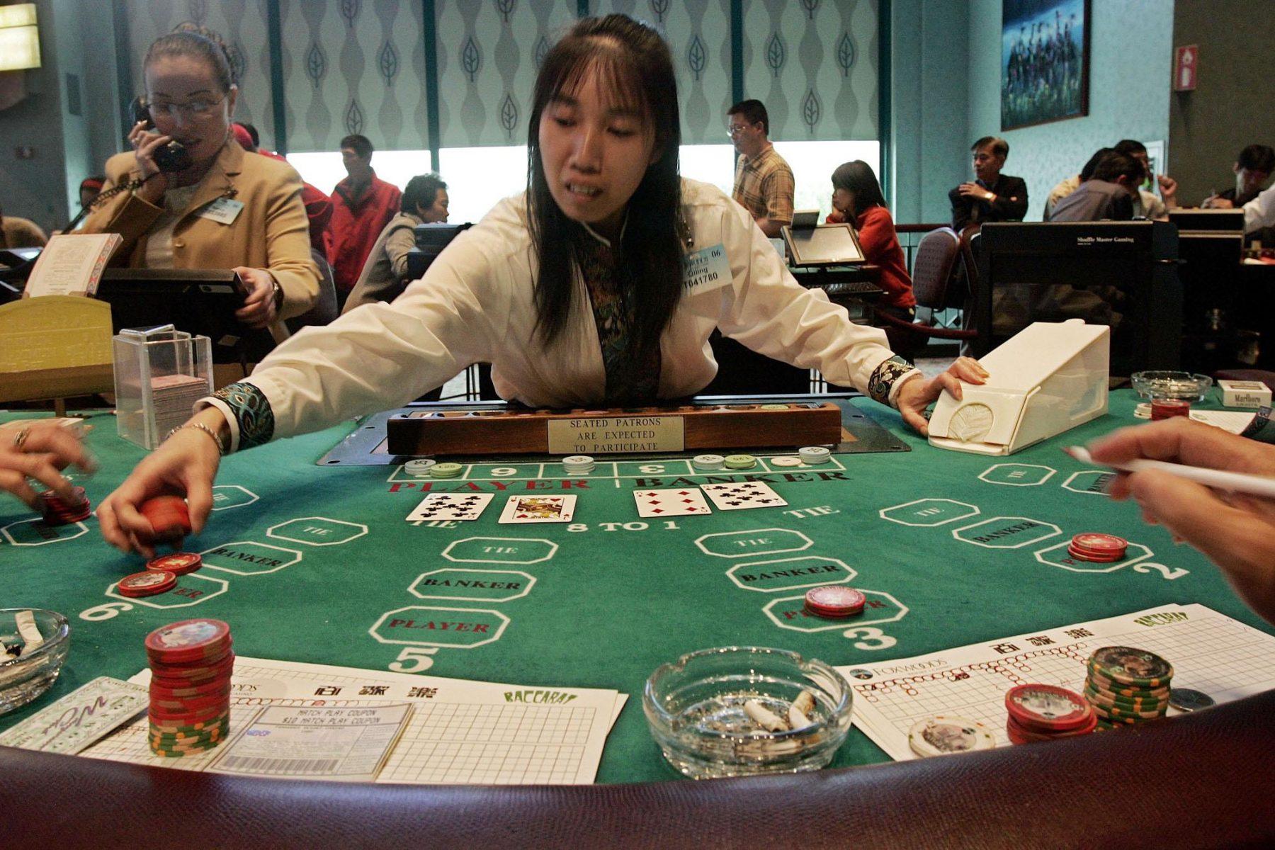 gambling judge