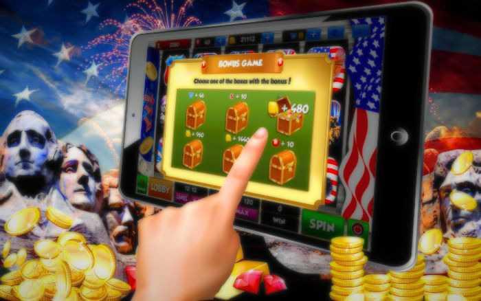 Online Casino slot game
