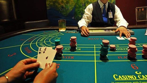 Internet casino Baccarat